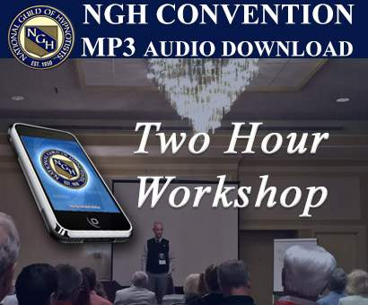 NGH Convention MP3 Audio Downloads - NGH net